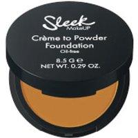 Sleek MakeUP Creme to Powder Foundation 8.5g (Various Shades) - C2P12