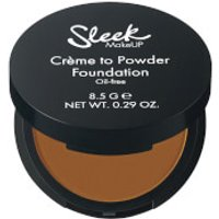 Sleek MakeUP Creme to Powder Foundation 8.5g (Various Shades) - C2P15
