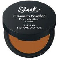 Sleek MakeUP Creme to Powder Foundation 8.5g (Various Shades) - C2P16