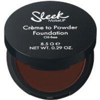 Sleek MakeUP Creme to Powder Foundation 8.5g (Various Shades) - C2P22
