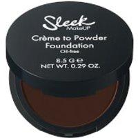 Sleek MakeUP Creme to Powder Foundation 8.5g (Various Shades) - C2P24