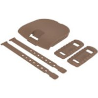 Urban Iki Front Seat Styling Set - Kurumi Brown