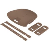 Urban Iki Rear Seat Styling Set - Kurumi Brown