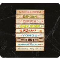 Guardianes de la Galaxia Vol. 2 - CD Steelbook Edición Limitada Exclusivo de Zavvi