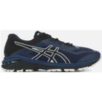 Asics Running Men's GT-2000 6 Trail Plasmaguard Trainers - Peacoat/Black - UK 7.5 - Blue