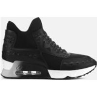 Ash Laser Studs Trainers - Black