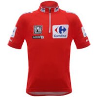 Santini Kids' La Vuelta 2018 Leaders Jersey - Red - XL/11-12 Years - Red