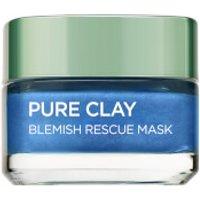 L'Oreal Paris Pure Clay Blemish Rescue Face Mask 50ml