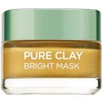 L'Oreal Paris Pure Clay Bright Face Mask 50ml