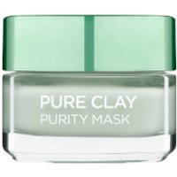 L'Oreal Paris Pure Clay Purity Face Mask 50ml
