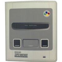 Nintendo SNES Notebook - Computer Games Gifts
