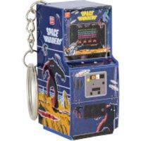 Space Invaders Arcade Keyring