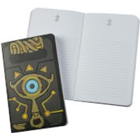 The Legend of Zelda Sheikah Slate Notebook - Notebook Gifts