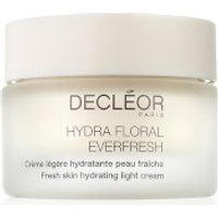 DECLEOR Hydra Floral Everfresh Hydrating Light Cream