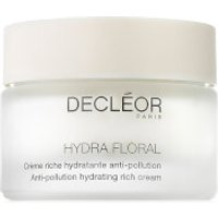 DECLOR Hydra Floral Anti-Pollution Hydrating Rich Cream