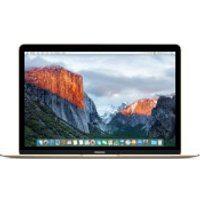 Apple 12   Macbook (Core M 1.3GHz/8GB/256GB SSD) - Gold - Apple Certified Refurbished - Technology Gifts