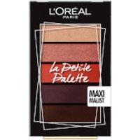 L'Oreal Paris Mini Eyeshadow Palette - 01 Maximalist