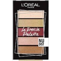 L'Oreal Paris Mini Eyeshadow Palette - 02 Nudist