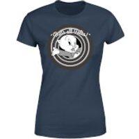 Looney Tunes That's All Folks Porky Pig Women's T-Shirt - Navy - XXL - Navy - Pig Gifts