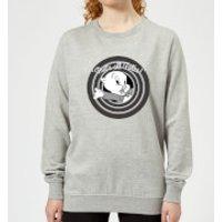 Looney Tunes That's All Folks Porky Pig Women's Sweatshirt - Grey - XXL - Grey - Pig Gifts