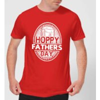 Hoppy Fathers Day Men's T-Shirt - Red - M - Red