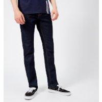 Tommy Hilfiger Mens Core Denton Straight Jeans - Denim - W30/L30 - Blue
