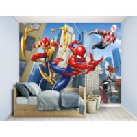 Walltastic Spiderman Wall Mural