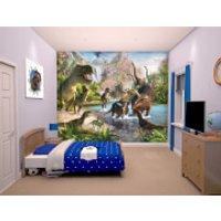 Walltastic Dinosaur Land Wall Mural - Walltastic Gifts