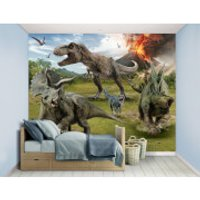 Walltastic Jurassic World Fallen Kingdom Wall Mural - Walltastic Gifts