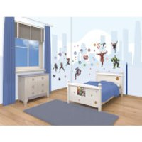 Walltastic Avengers Assemble Room Decor Kit - Walltastic Gifts