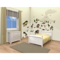 Walltastic Dinosaur Land Room Decor Kit - Walltastic Gifts