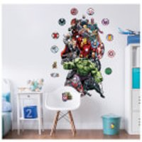 Walltastic Marvel Avengers Large Character Sticker - Walltastic Gifts