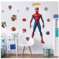 Walltastic Marvel Spiderman Large Character Sticker - Walltastic Gifts