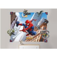 Walltastic Spider-Man 3D Pop-Out Wall Decoration - Walltastic Gifts