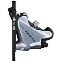 Shimano 105 ST-R7025 Hydraulic Brakes Short Reach Mechanical Shifters with BR-R7070 Flat Mount Calip