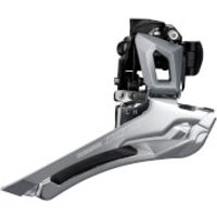 Shimano 105 FD-R7000 Front Derailleur - 34.9mm - Band On - Silver