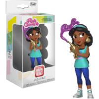 Disney Wreck-It Ralph 2 Jasmine Rock Candy Figure - Princess Jasmine Gifts