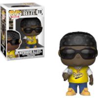 Figurine Pop! Rocks Notorious B.I.G Avec Jersey Jaune