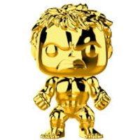 Marvel MS 10 Hulk Gold Chrome Pop! Vinyl Figure - Chrome Gifts