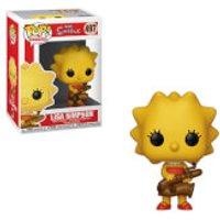 The Simpsons Lisa-Saxophone Pop! Vinyl Figure - The Simpsons Gifts