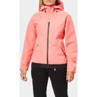 Superdry Women's Sd Elite Windcheater Coat - Elite Fluro Pink - M/UK 12 - Pink