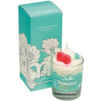 Bomb Cosmetics Jade Princess Piped Candle - Candle Gifts