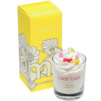 Bomb Cosmetics Loco Coco Piped Candle - Candle Gifts