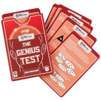 Mensa Cards The Genius Test - Cards Gifts