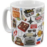 The Movie Buff Mug - Movie Gifts