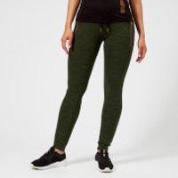 Superdry Sport Women's Tech Luxe Joggers - Khaki/Black - UK 12 - Green