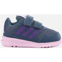 adidas Alta Run CF Infant Trainers - Tech Ink - UK 3 - Blue