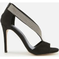 Carvela Griffin Heeled Sandals - Black