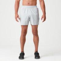 Sprint Shorts - M - Silver Marl