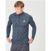 MP Performance 1/4 Zip Top - Navy Marl - XXL